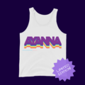Ayanna Pride Tank (unisex MEDIUM) - LIMITED EDITION
