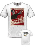 "Moscow Mitch ""Spread the Red"" T-Shirt"