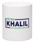 Khalil for Congress Mug