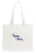 """""""Totes for Aric"""" reusable tote"""