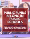 Public Schools Support Poster
