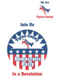 TCDP Revolution Poster