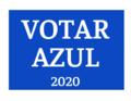 Votar Azul
