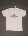 White Zavala For Congress T-Shirt