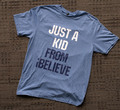 Just a Kid - Triblend Tee (Light)