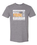 Michael Young Campaign T-Shirt