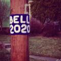 BELL 2020 Yarn Bomb