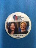 Tammy/Hillary - 1 Button