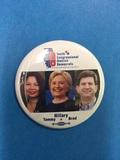 Tammy/Hillary/Brad - 1 Button