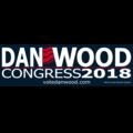 Wood For Congress Bumper